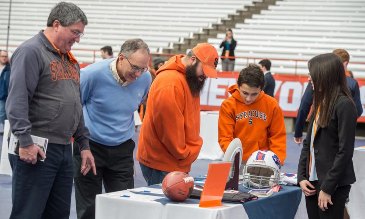 Sport management club hosts Charity Sports Auction for Make-A-Wish