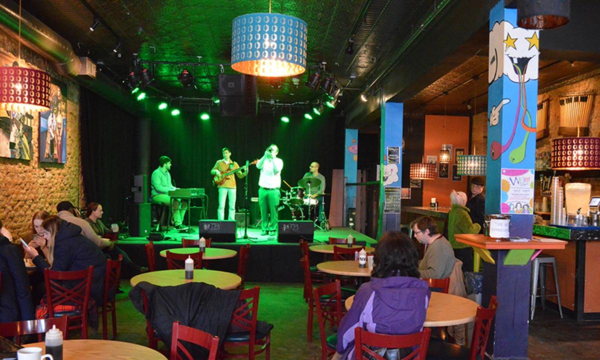 3 musicians to perform in Funk 'n Waffles' Salt City Showcase