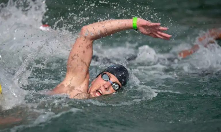 F-M's Ashley Twichell holds on to Olympic dreams