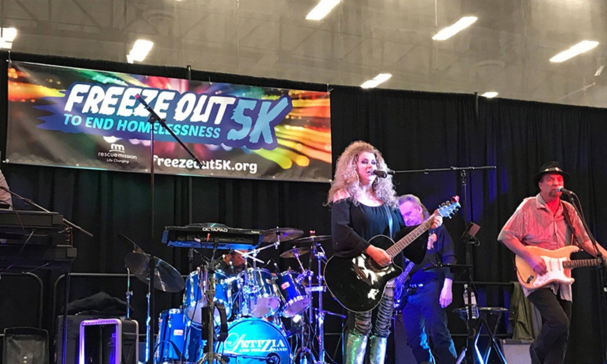 Freeze Out 5K to raise money for people in need