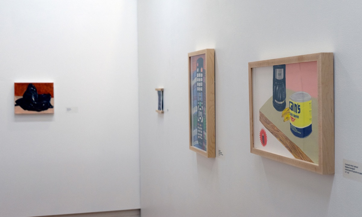 Art swap: SU, University of Arkansas share students' work through exhibits
