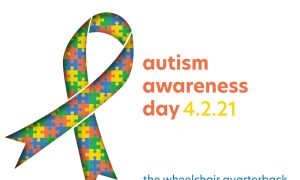 Shifting to acceptance and empowerment around autism awareness